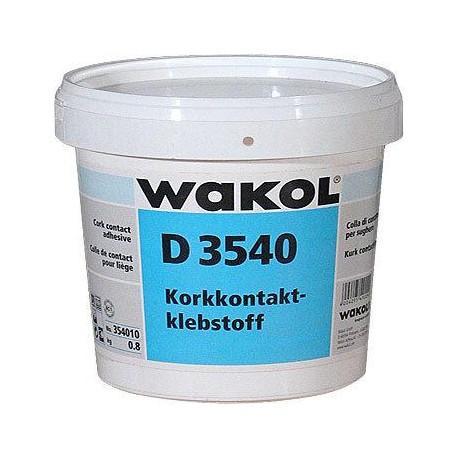 Wakol D3540 0,8 kg klej do korka