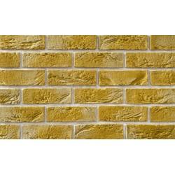 Cegła Elastyczna Retro Żółta 6,5x21 cm