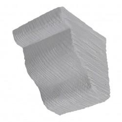 Konsoleta 11x7,5 cm biała