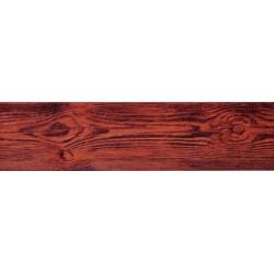 Deska Elastyczna Rustic 18 cm mahoń