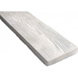 Deska Modern 260x13x3 cm biała