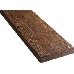 Deska Modern 260x13x3 cm ciemna