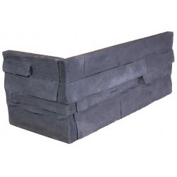 Pag Grey narożnik kamień dekoracyjny